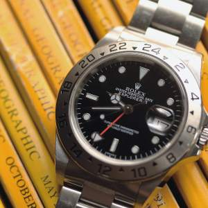 Love At First Sight: Nick's Rolex Explorer II