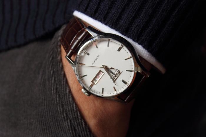 Tissot wrist