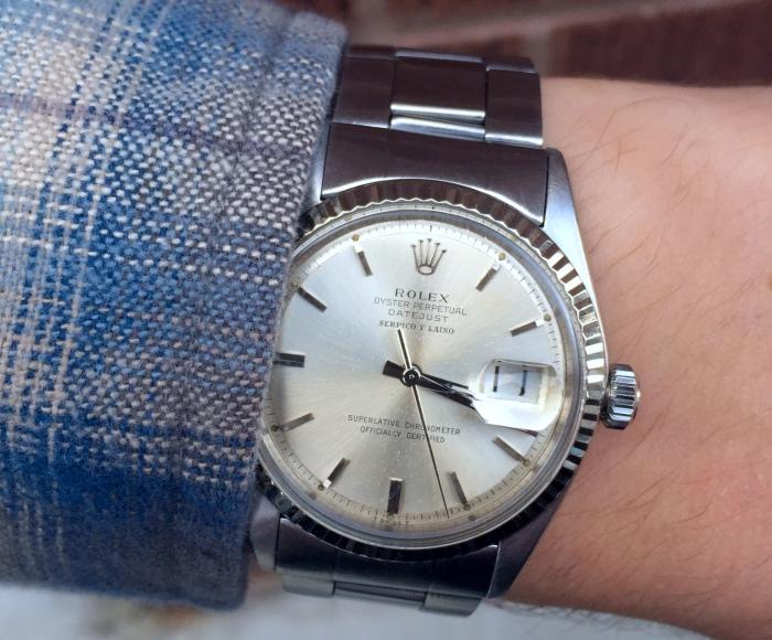 Serpico wrist